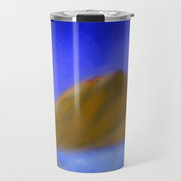 River landscape Travel Mug