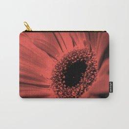 Gerbera flower . Carry-All Pouch