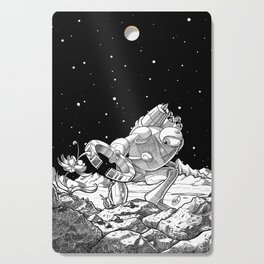 The Miner Cutting Board