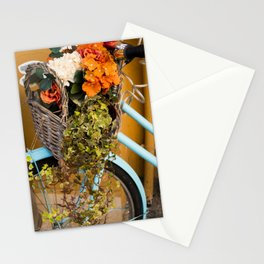 Basket Full of Flowers Stationery Cards
