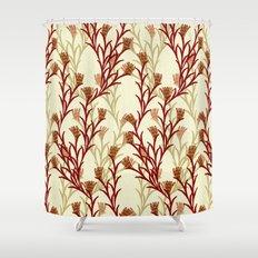 autumn pattern Shower Curtain