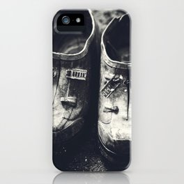 Dirty Rubbers 1 iPhone Case