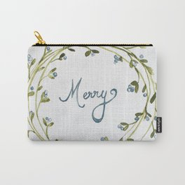"""Merry"" Carry-All Pouch"