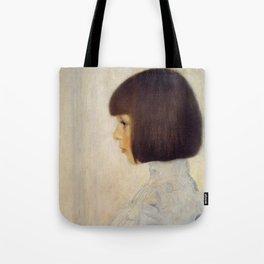 Gustav Klimt - Portrait of Helene Klimt Tote Bag