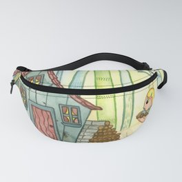 House of Hansel and Gretel Fanny Pack