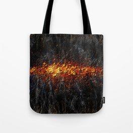 Burning Memories Tote Bag