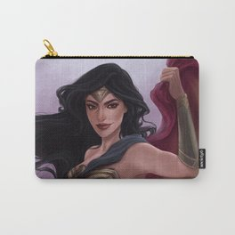 Pride Flag Diana Prince Carry-All Pouch