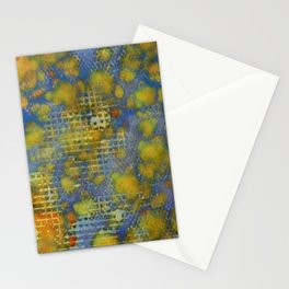 Summer Window Ink #6 Stationery Cards