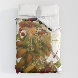Magic Garden II Comforters