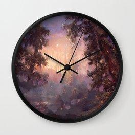 Susanne Klatten 1 Wall Clock