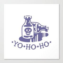 Yo Ho Ho Canvas Print
