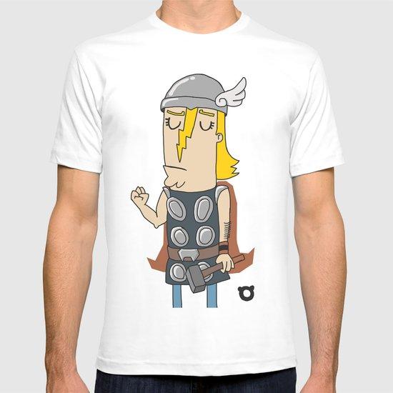 004_thor T-shirt