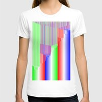 pivot T-shirts featuring R Experiment 3 (quicksort v1) by X's gallery