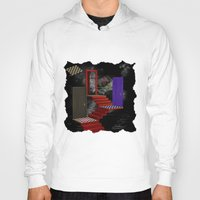 nightmare Hoodies featuring nightmare by Ancello