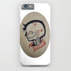 Boy Next Door - Silhouette and Anatomy Love Painting Slim Case iPhone 6s