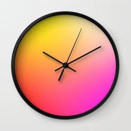 Dreamin' Wall Clock