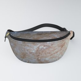 Spiral Galaxy NGC 3621 Fanny Pack