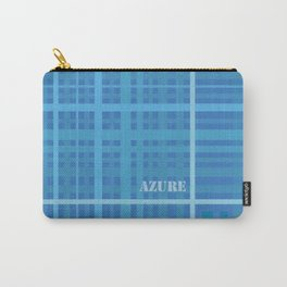 Azure Carry-All Pouch