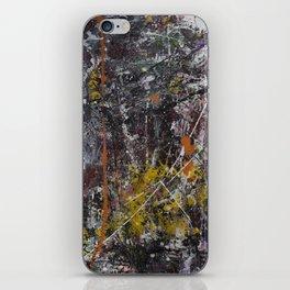 Untitled #8 iPhone Skin