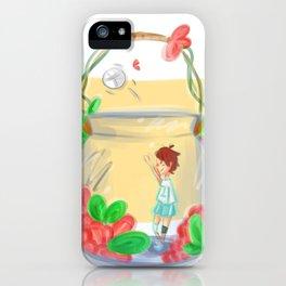 Iwaoi volleybottles / OIKAWA iPhone Case
