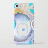 calendars iPhone & iPod Cases featuring Time by Geni