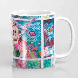 Subconsious Safari By Artist Jeff Parrott Psyexpression Coffee Mug