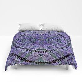 Zentangle Mandala Comforters