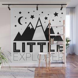 Little Explorer Wall Mural
