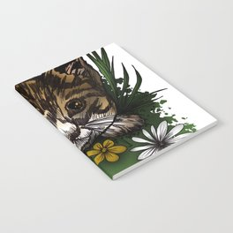 Calico Kitty Notebook