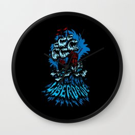 LIBERDADE 01 Wall Clock