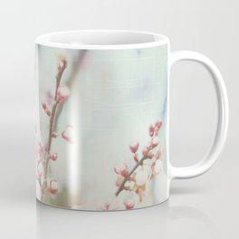 Winter Blossoms Coffee Mug