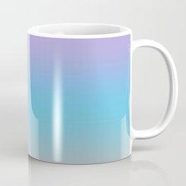 Pastel Gradient Pattern Coffee Mug