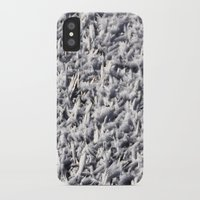 ice iPhone & iPod Cases featuring Ice by Stevyn Llewellyn
