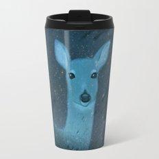 Midnight Deer Travel Mug