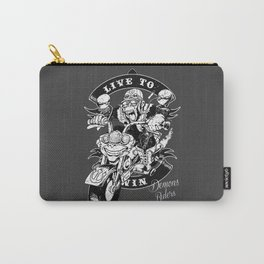 Moto Demons Carry-All Pouch
