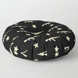 AK-47 Pattern Floor Pillow