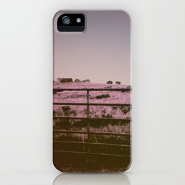 Shiver With Want iPhone Case