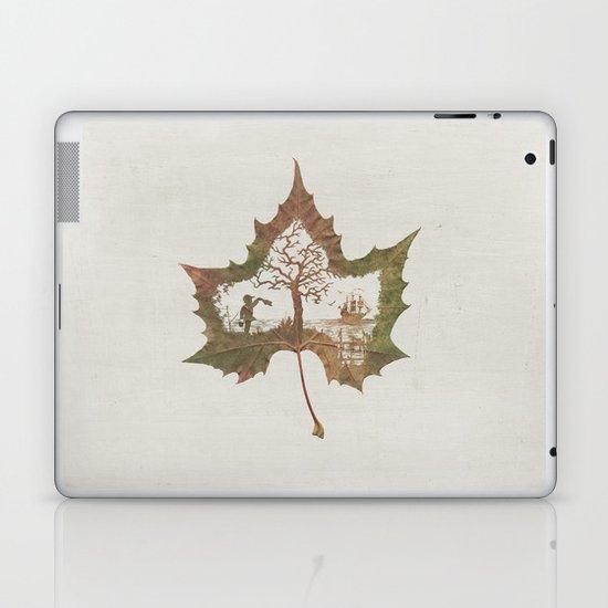 A Fall Story Laptop & iPad Skin