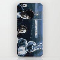 donnie darko iPhone & iPod Skins featuring Donnie Darko by Kevin Patrick Reilly II