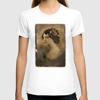 angelina jolie T-shirts featuring Angelina Jolie Vintage ReplaceFace by Maioriz Home