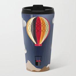 Balloon Aeronautics Rain Travel Mug