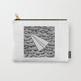 fly like paper Carry-All Pouch