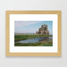 Cathedral Ruins Framed Art Print