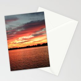 Randy's Sunset Stationery Cards