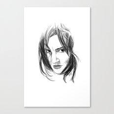 La Bruja 2 Canvas Print
