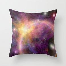 Nebula VI Throw Pillow