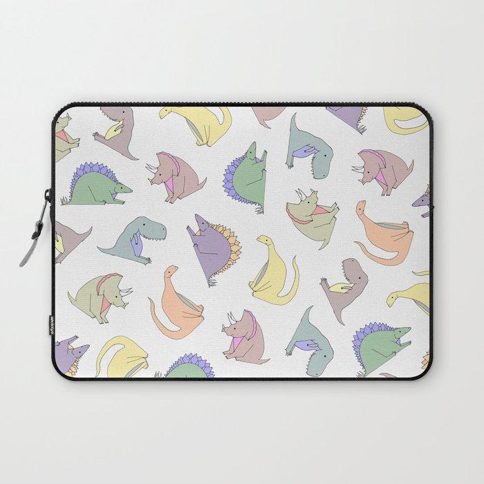 Dinosaur Pattern Laptop Sleeve
