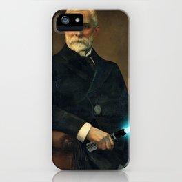 Ye Olde Glowstick VIII iPhone Case