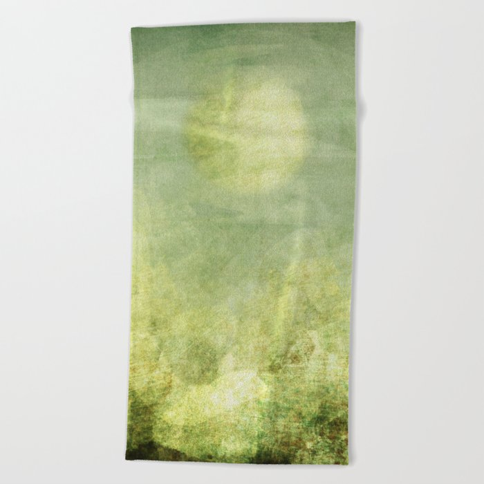 Stoned by Moonlight Beach Towel