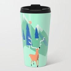 Back to Nature Travel Mug